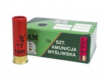 """Amunicja 12/70 Pionki """"00"""" zatyczka 32g (10 szt.)"""