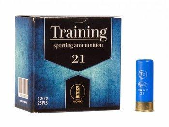 """Amunicja 12/70 Pionki Trap Training """"7,5"""" gwiazdka 21g (25 szt.)"""