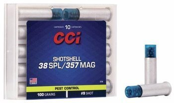 Amunicja 38 Spec CCI Blazer Shotshell  6,5g/100gr (10 szt.)