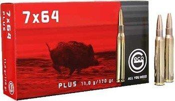Amunicja 7x64 GECO Plus 11g/170gr (20 szt.)