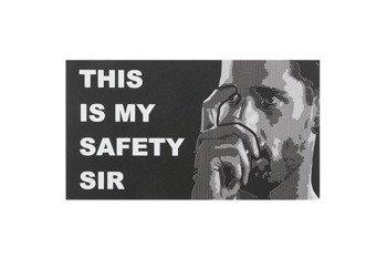 Naszywka IR - This Is My Safety
