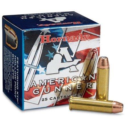 Amunicja .357 Magnum Hornady XTP American Gunner 8,1g/125gr (25 szt.)