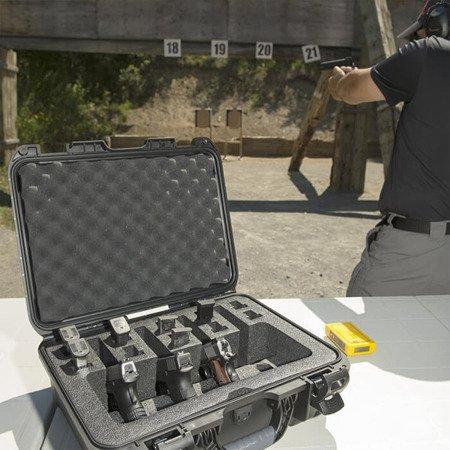 Skrzynia transportowa Nanuk 925 pomarańczowa - 4UP Pistol