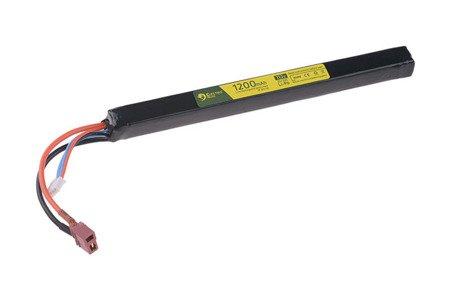 Akumulator LiPo 11,1V 1200mAh 2S/20C; pod pokrywę replik AK -T-Connect (Deans)