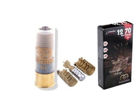 Amunicja 12/70 Breneka Sauvestre Mini Magnum 22.5g (6 szt.)
