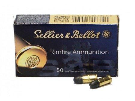 Amunicja .22 Short S&B 1.8g/28.1gr (50 szt.)