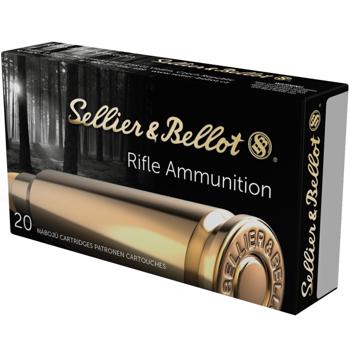 Amunicja .30-06 S&B Sierra SP 11,7g/180gr (20 szt.)