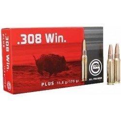 Amunicja .308 Win GECO Plus 11g/170gr (20 szt.)