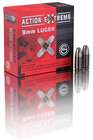 Amunicja 9x19 GECO Action Extreme 7g/108gr (20 szt.)