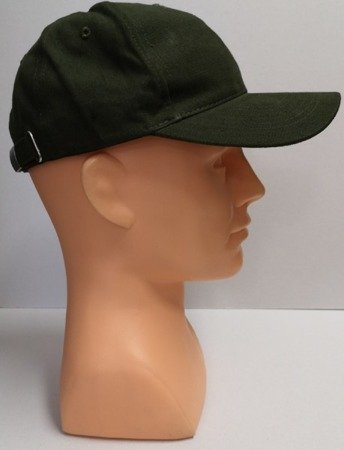 Czapka baseball olive green - outlet