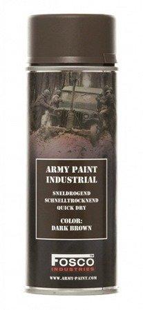 Farba do maskowania broni - Dark Brown - Fosco