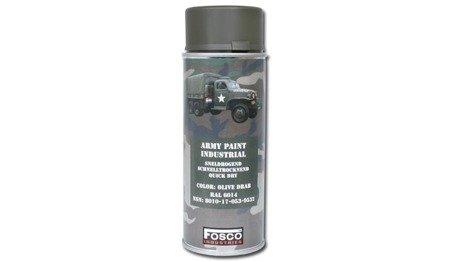 Farba do maskowania broni - Olive Drab - RAL 6014 - Fosco