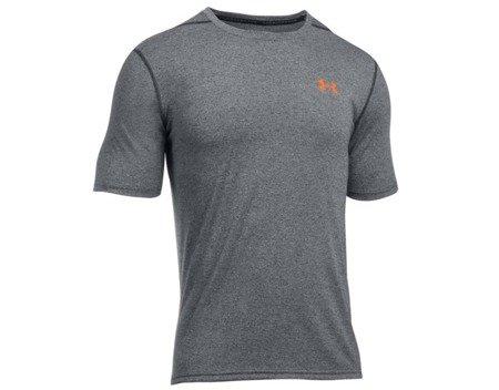 Koszulka termoaktywna Under Armour Threadborne Grey K/R