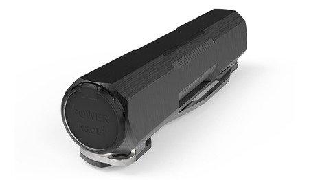Ładowalna latarka PAL+ 400lm z nożem i funkcją Power Bank - NEBO