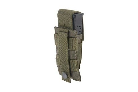 Ładownica Primal Gear na magazynek pistoletowy - oliwkowa