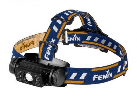 Latarka czołowa Fenix HL60R czarna