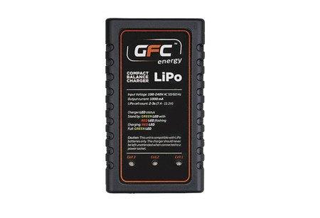 Mikroprocesorowa ładowarka LiPo GFC Energy