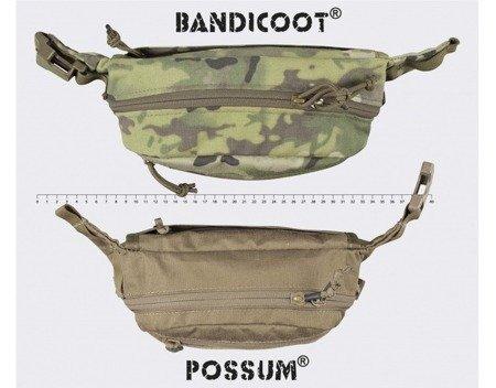 Nerka - torba biodrowa Helikon Possum Black