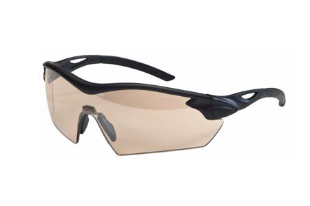 Okulary balistyczne MSA Racers Light Gold - jasnozłote