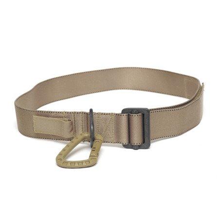 Pas taktyczny Warrior Riggers Belt tan