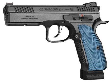 Pistolet samopowtarzalny CZ Shadow 2 kal. 9x19mm lufa 12,5cm