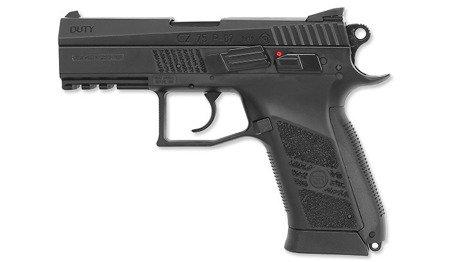 Replika pistoletu 6mm CO2 CZ 75 P-07 Duty - blow-back