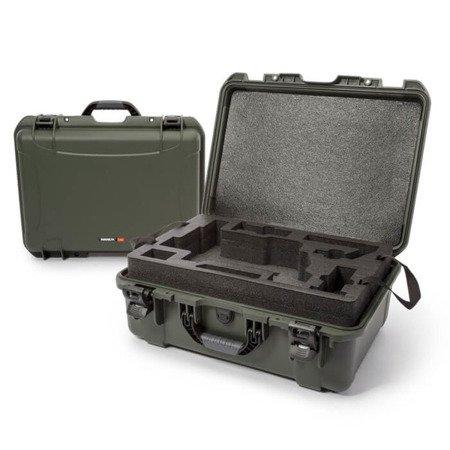 Skrzynia transportowa NANUK 940 DJI™ RONIN-M - oliwkowa