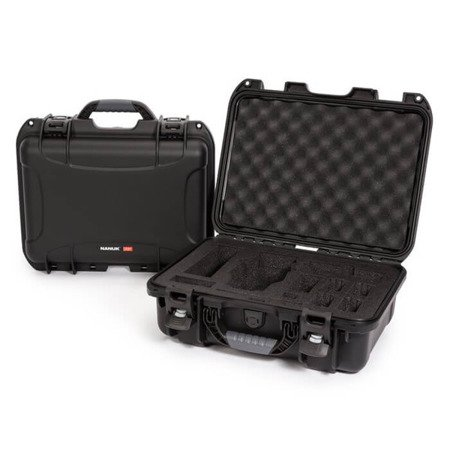 Skrzynia transportowa Nanuk 920 Sony ® A7R pomarańczowa