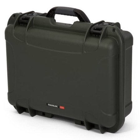 Skrzynia transportowa Nanuk 925 DJI™ Mavic 2 + Smart Controller oliwkowa