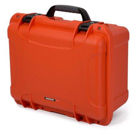 Skrzynia transportowa Nanuk 933 DJI™ Phantom 4 pomarańczowa