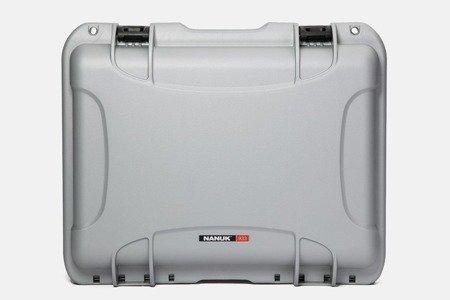 Skrzynia transportowa Nanuk 933 grafitowa - pianka modułowa wyrywana