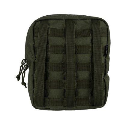 kieszeń cargo pionowa Thorn Tactical - duża - olive green [ TT-BPK-CAPO-LA-VR-XX-XX-OLGR ]