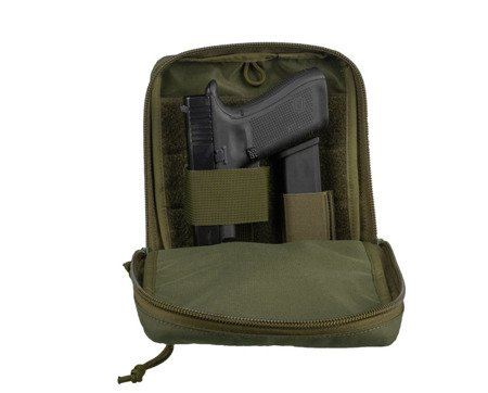 nerka na pistolet Thorn Tactical BIG - lewa strona - olive green [ TT-EDC-WPPB-LS-XX-XX-XX-OLRG ]