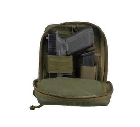 nerka na pistolet Thorn Tactical - prawa strona - olive green [ TT-EDC-WPPX-RS-XX-XX-XX-OLRG ]